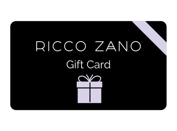 Ricco Zano E-Gift Card Product Image