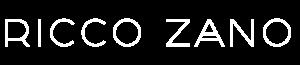 Ricco Zano White Logo